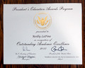 President's Outstanding Academic Excellence Award