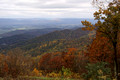 Shenandoah Valley from Fishers Gap