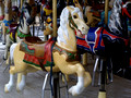 At the Carousel on the National Mall