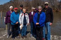 Geezers go to Occoquan - March 2015
