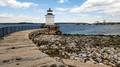 Spring Point Ledge Lighthouse, Portland, ME