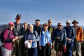 All ten of us - Hawksbill peak